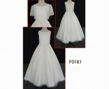 F0161 2013 guangdong hot sell newest flower girl dress