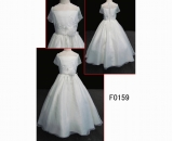 F0159 loverly guangdong design newest flower girl dress