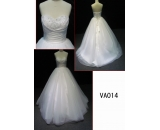 VA014 2014 style big ball gown hot sell wedding dress