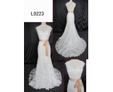 L0223 2013 sexy mermaid customized hot sell wedding dress Guangzhou Panyu wholesale price bridal gown wedding dress