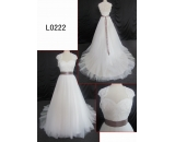 L0222 2013 lace beading A line customized hot sell wedding dress Guangzhou Panyu wholesale price bridal gown wedding dress